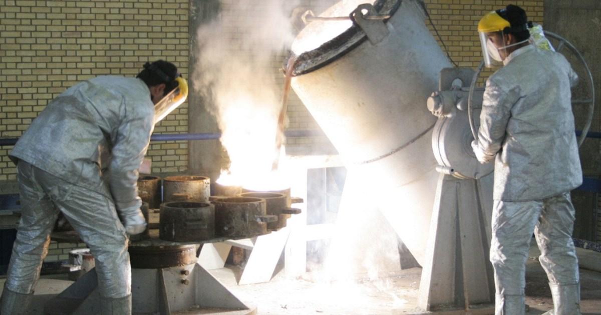 وكالة الطاقة الذرية: إيران بدأت تخصيب اليورانيوم بأجهزة متطورة في نطنز