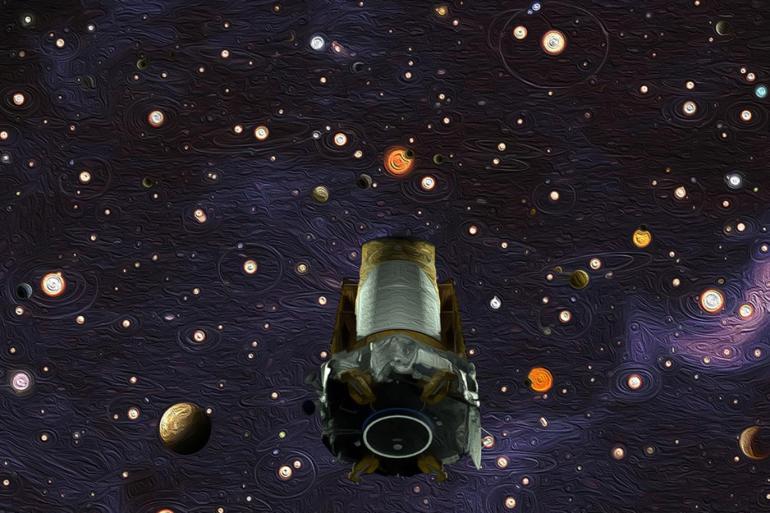 10 بلايين كوكب شبيهة بالأرض تدور في مجرتنا