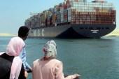 على مدى عقود كانت قناة السويس شريانا مهما للتجارة العالمية (الأوروبية)
