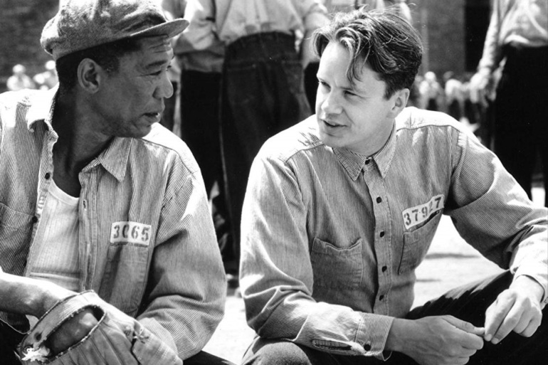 BLOGS THE SHAWSHANK REDEMPTION