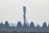 اختبار سابق لرادارات منظومة إس 400 في أنقرة في نوفمبر/تشرين الثاني من العام الماضي (غيتي)