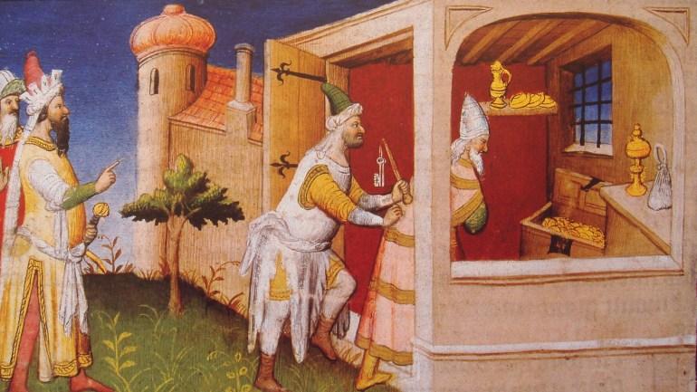 صور من التاريخ الإسلامي - الوزراء والأدب