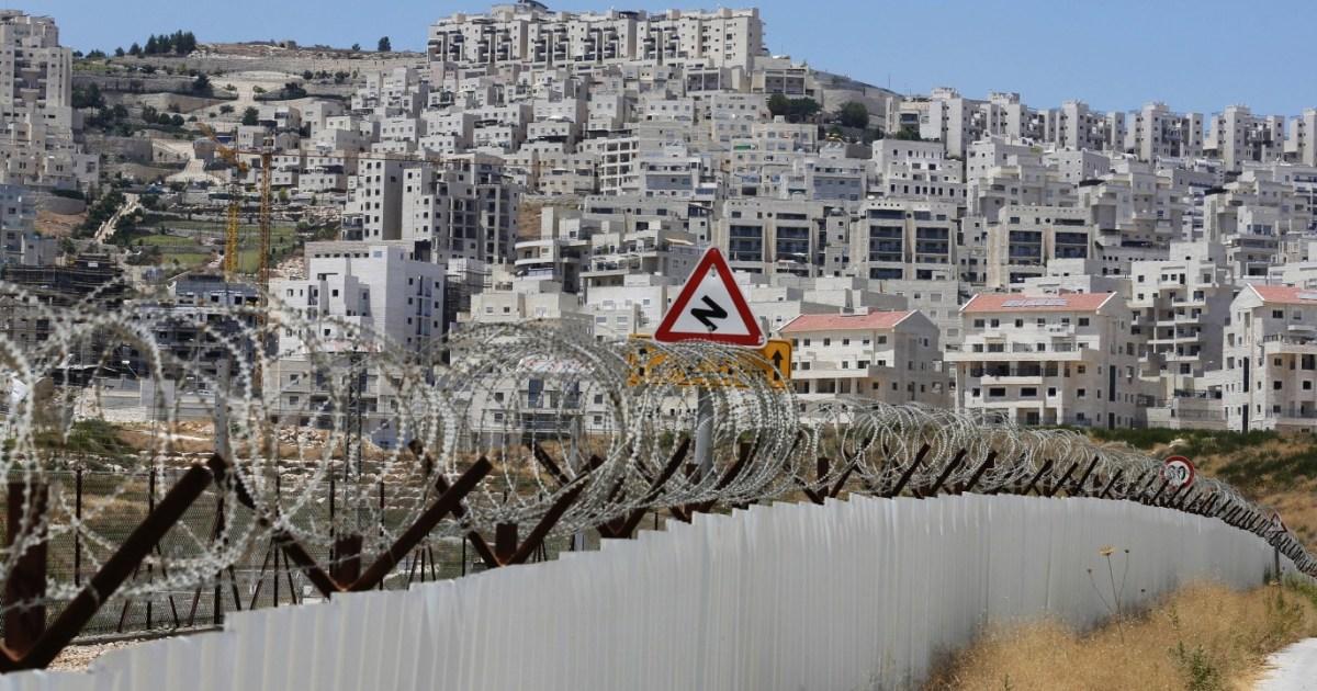 إسرائيل تستقبل بايدن بطرح مناقصات لبناء 2500 وحدة استيطانية بالضفة والقدس