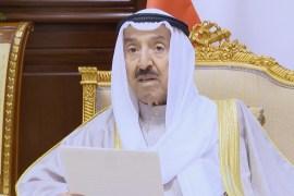 الشيخ صباح الأحمد تولى مقاليد الحكم عام 2006 (الصحافة الكويتية)