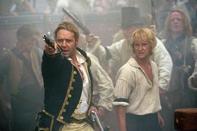 الجيوش العائمة كيف وثقت السينما الحروب البحرية قديما
