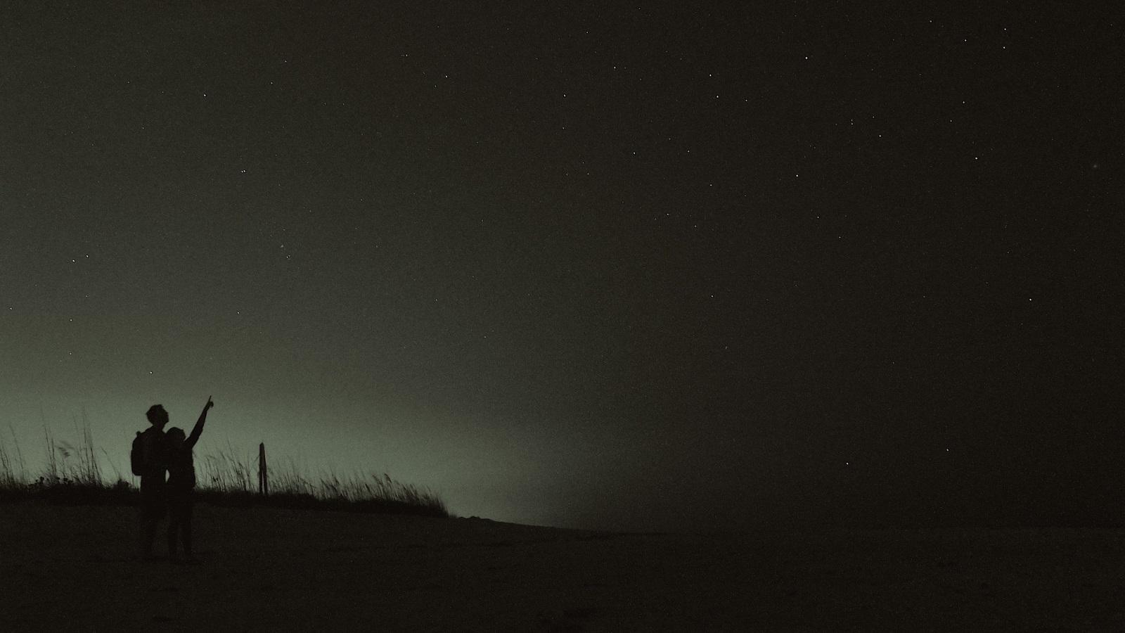 الكواكب والنجوم تظهر بانتظام ولا لا تظهر مطلقا ولا تظهر صيفا 1