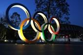 شعار اللجنة الأولمبية الدولية (غيتي)
