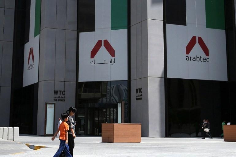 بلغت الخسائر التراكمية لشركة أرابتك أكثر من 400 مليون دولار (رويترز)