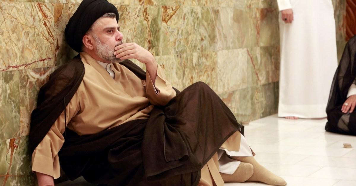 العراق.. الصدر يطرح خطة لسحب 10 ملايين قطعة سلاح وحصرها بيد الدولة
