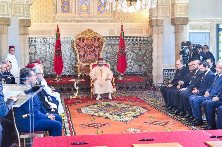 الملك محمد السادس ترأس اتفاقيات مرتبطة ببرنامج دعم المقاولة الجديد (الصحافة المغربية)