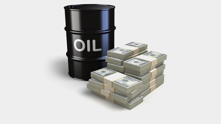 الدولار الأميركي يبلغ ذروة 4 أشهر.. فماذا عن النفط،حربوشة نيوز