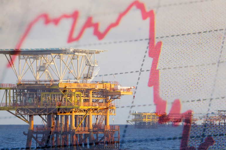 oil - stock exchange