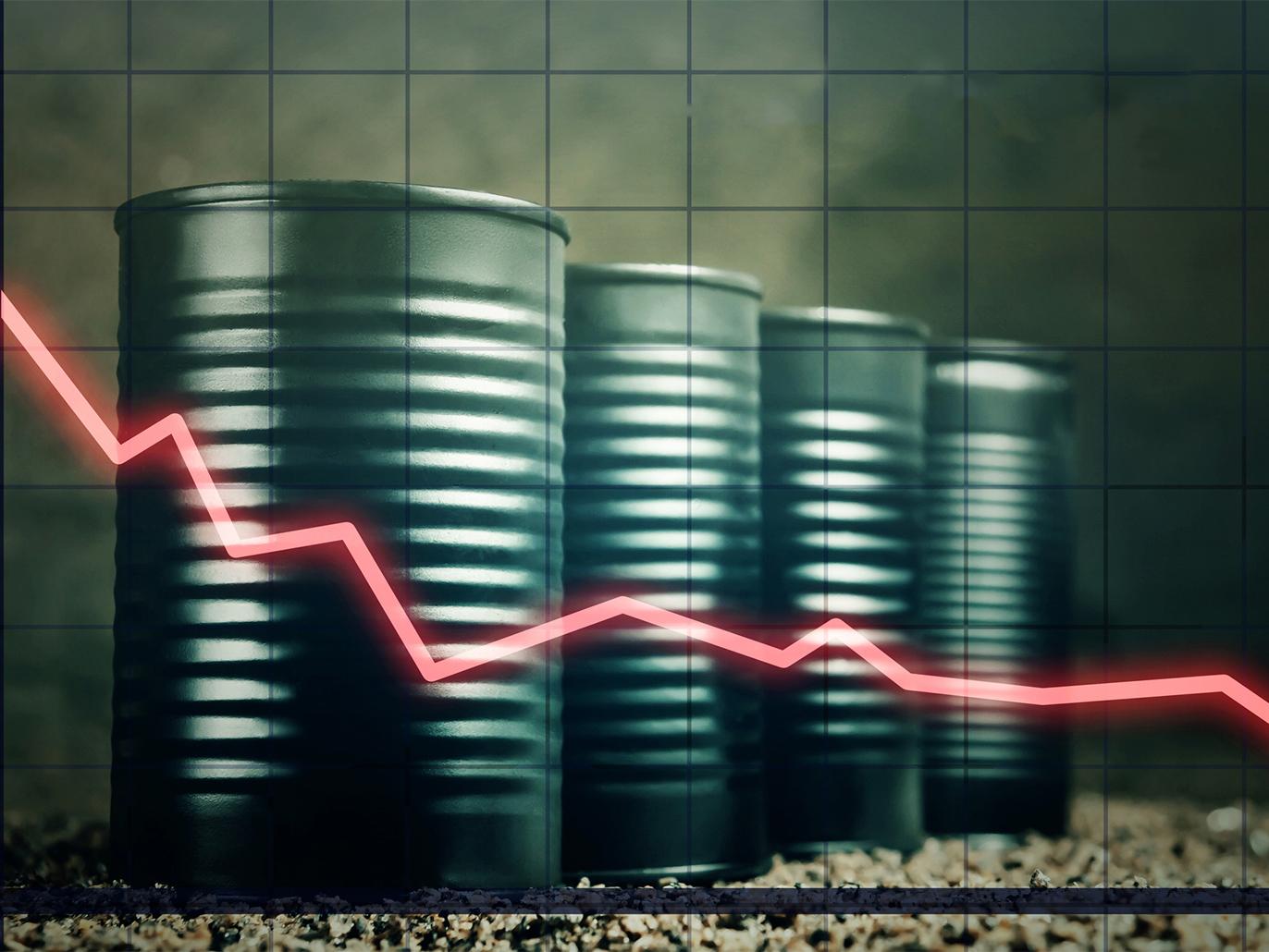 سعر النفط الان