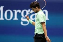 """""""لماذا أساعد غير المحترفين؟"""".. ثيم يرفض التبرع لصالح لاعبي التنس الأقل دخلا"""