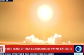 The Payam satellite is launched in Iran, January 15, 2019, in this still image taken from video. Reuters TV/via REUTERS IRAN OUT. NO COMMERCIAL OR EDITORIAL SALES IN IRAN