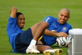 Brazil Training – FIFA World Cup 2006