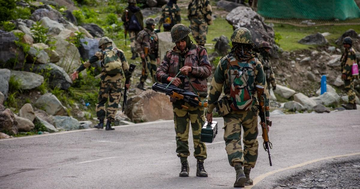 الصين تعترف بمقتل 4 من جنودها باشتباكات مع الجيش الهندي في يونيو الماضي