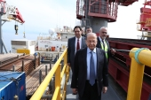Lebanon begins drilling for oil and gas in Mediterranean