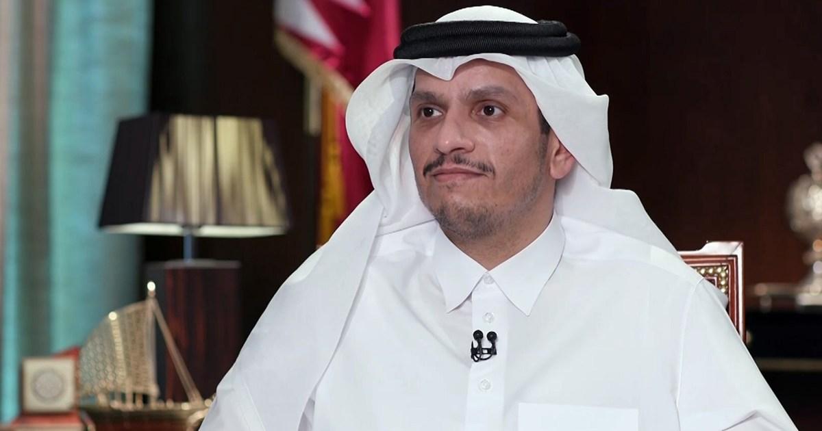 وزير الخارجية القطري يتلقى اتصالين من مستشار الأمن القومي لبايدن والمبعوث الأميركي إلى إيران
