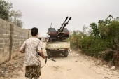 Clashes in Libyan capital Tripoli