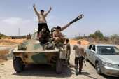 Libyan Army captures ammunition left by Haftar's militias