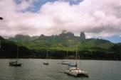 منطقة موجات زلزالية ذات سرعات منخفضة للغاية تقع تحت كل من جزر هاواي وجزر ماركيساس البركانية (ويكيبيديا)