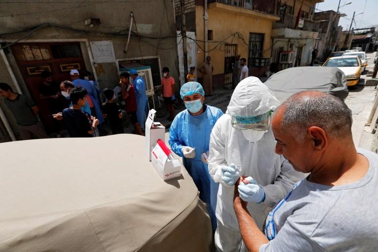 العراق يسجل أعلى معدل وفيات يومي بكورونا والصحة العالمية تحذره من ...