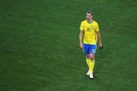 منتخب السويد أصبح أكثر انسجاما وثقة بعد اعتزال إبراهيموفيتش (غيتي)