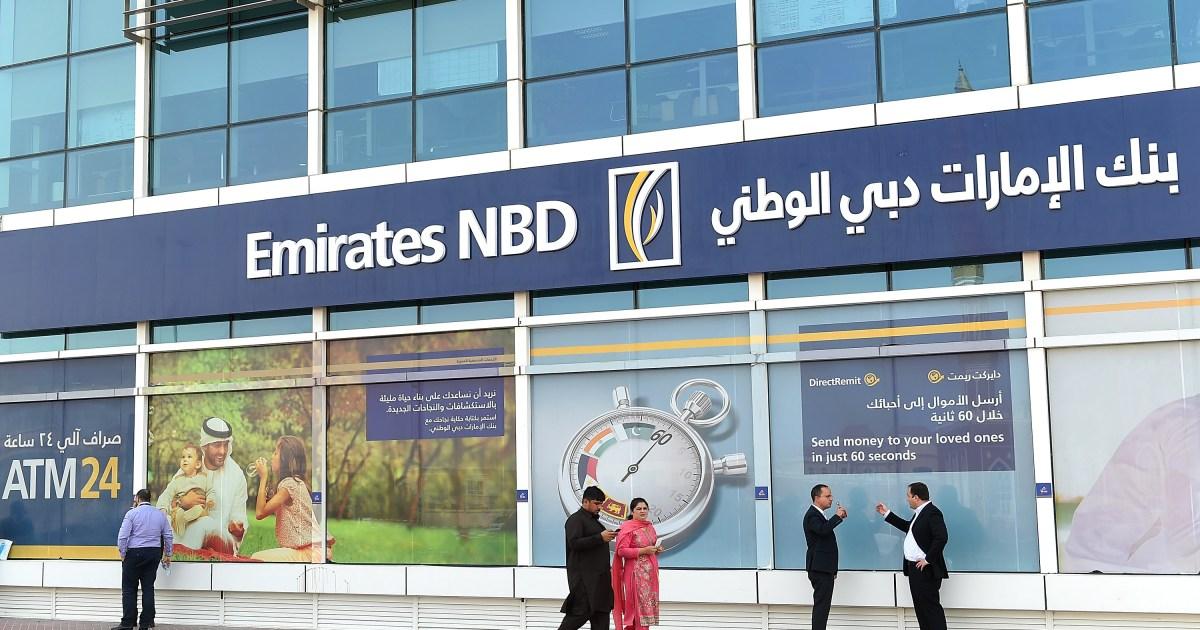 الأكبر في الإمارة تهاوي أرباح بنك الإمارات دبي الوطني