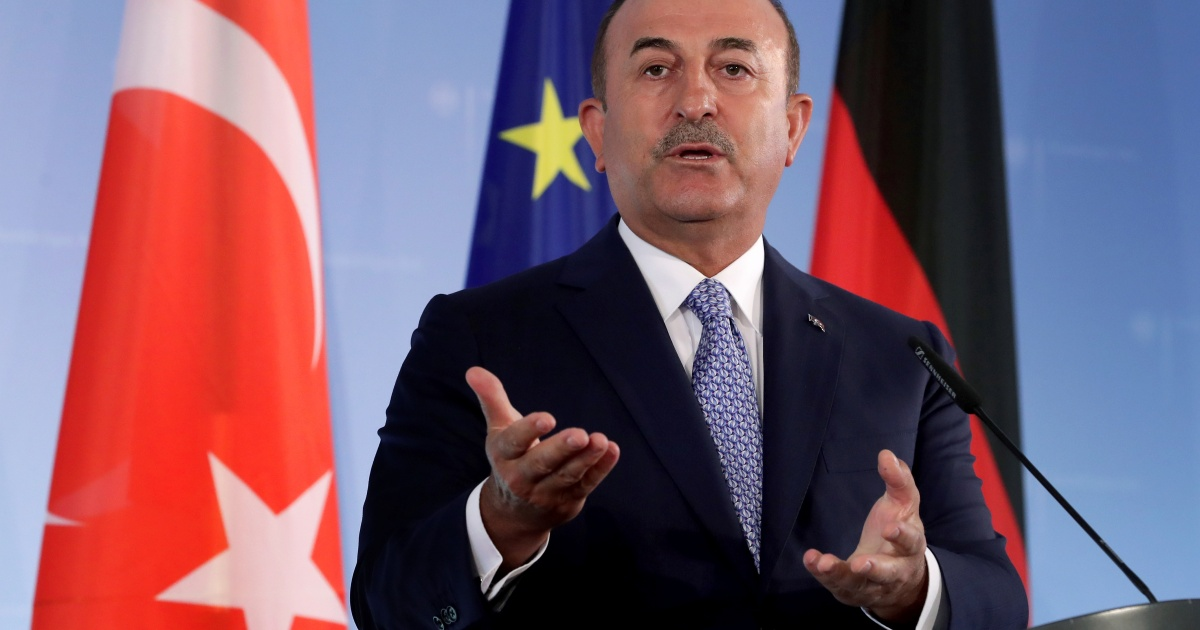 تفاؤل أوروبي حذر.. وزير خارجية تركيا في بروكسل لتحسين العلاقات