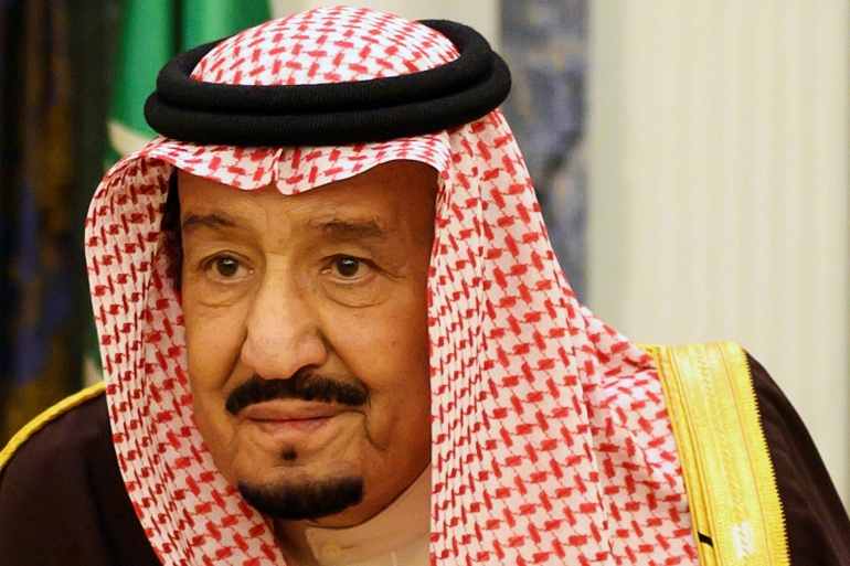 بالفيديو حاخام إسرائيلي يصلي من أجل الملك السعودي