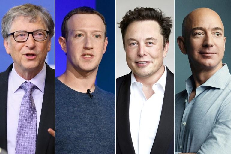 ثلاثة أرباع أغنياء العالم سجلوا ارتفاعاً بحجم ثرواتهم رغم الأزمة الاقتصادية للجائحة (مواقع التواصل)