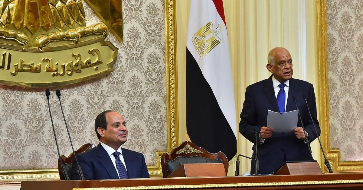 هل يرفض رئيس برلمان مصر السابق العمل في الظل؟
