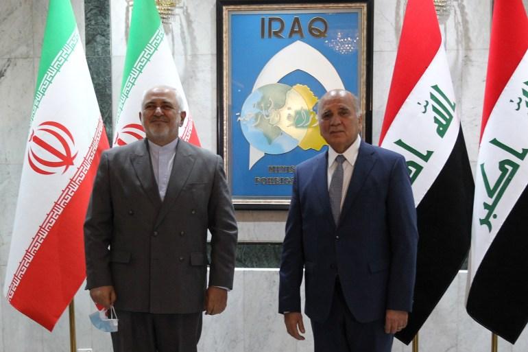 لماذا يتكتم العراق على الاتفاقية الإستراتيجية مع إيران؟   عراق   الجزيرة نت
