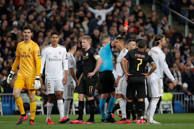 روني يحذر مان سيتي ريال مدريد قادر على هز الشباك والفوز