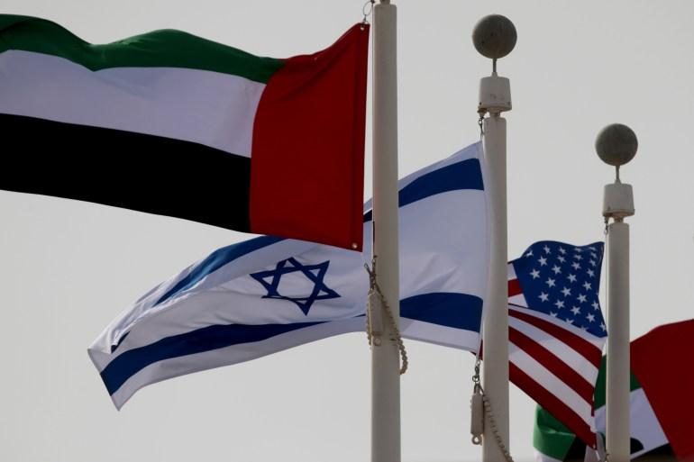 افتتاح مكتب لأبو ظبي للاستثمار في تل أبيب يأتي عقب تطبيع العلاقات بين البلدين (رويترز)