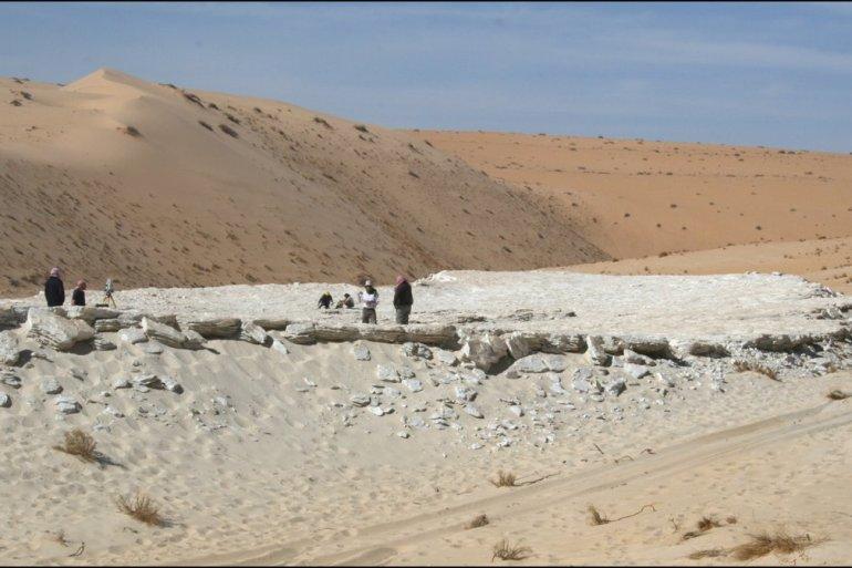عندما كانت جزيرة العرب خضراء رطبة.. اكتشاف آثار بشر مروا بها قبل 120 ألف عام
