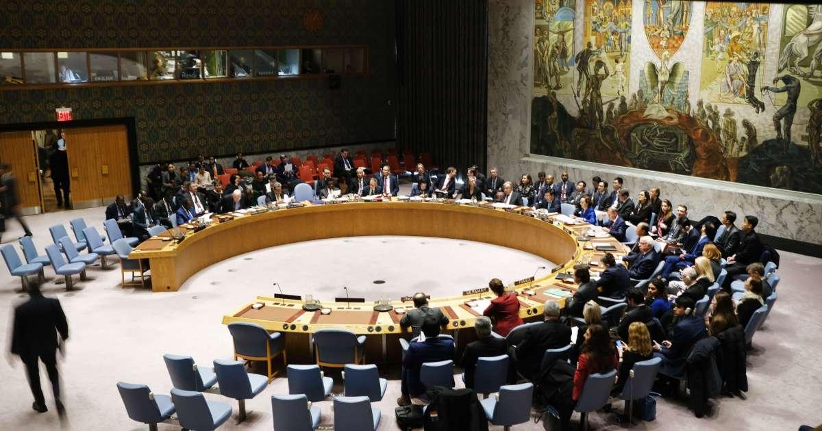مجلس الأمن يطالب بهدنة في الصراعات حول العالم لتوزيع لقاحات كورونا