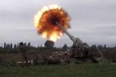 الجيش الأذري واصل قصف عاصمة قرة باغ وأعلن السيطرة على 49 قرية (الأناضول)