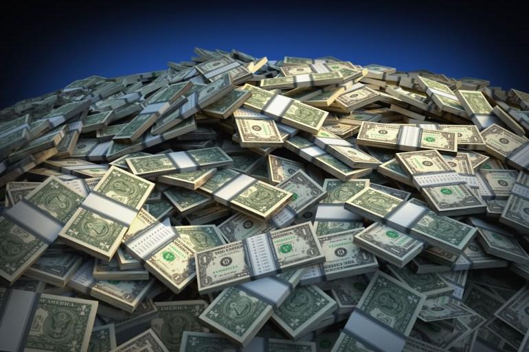 أموال المخدرات والثروات المنهوبة.. مصارف كبرى حركت نحو تريليوني دولار من الأموال القذرة