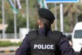 أحد عناصر الشرطة الأردنية (غيتي)