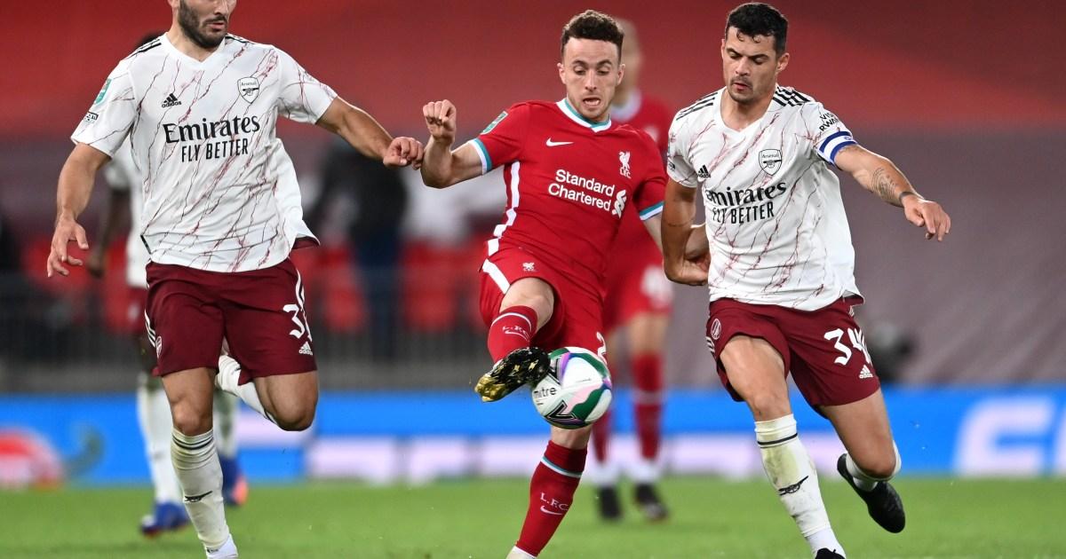 أرسنال يثأر من ليفربول ويتأهل لربع نهائي كأس الرابطة