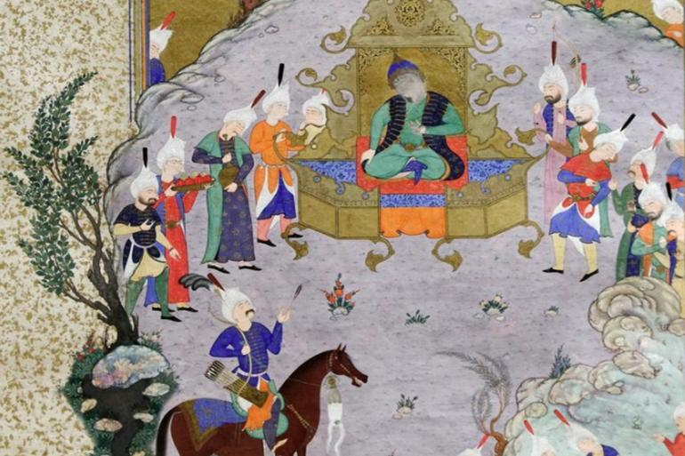 التاريخ الإسلامي - تراث - التعايش الديني - المصدر:snappygoat