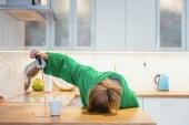 السيطرة على نسبة السكر في الدم تضعف عندما يكون أول ما نشربه صباحا القهوة (غيتي)