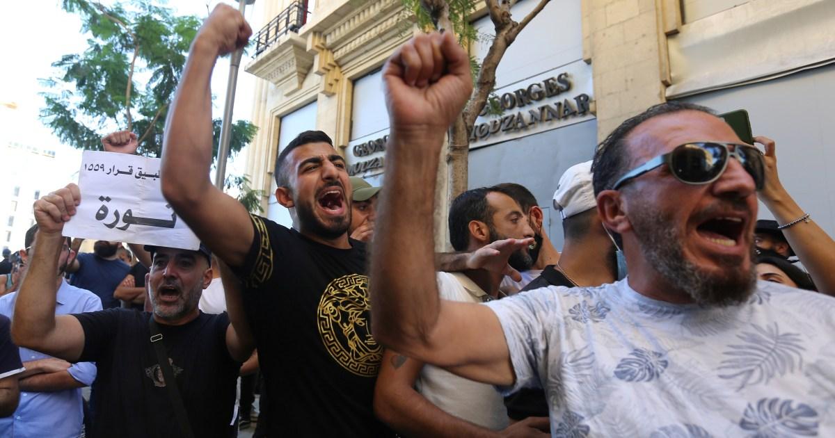 لبنان.. مظاهرات في 3 مدن احتجاجا على تدهور الأوضاع الاقتصادية