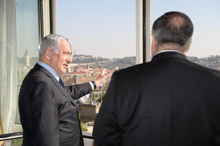 استمر اللقاء خمس ساعات.. وسائل إعلام إسرائيلية: نتنياهو زار السعودية سرا والتقى بن سلمان وبومبيو