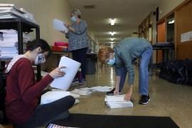 ولاية جورجيا تصدق رسميا على فوز بايدن وترامب يسعى لوقف إقرار نتائج  الانتخابات بولايات حاسمة