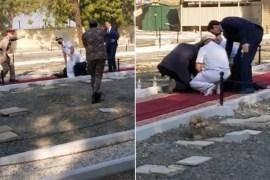 أثناء وجود القنصل الفرنسي.. جرحى إثر هجوم بمقبرة لغير المسلمين في جدة السعودية