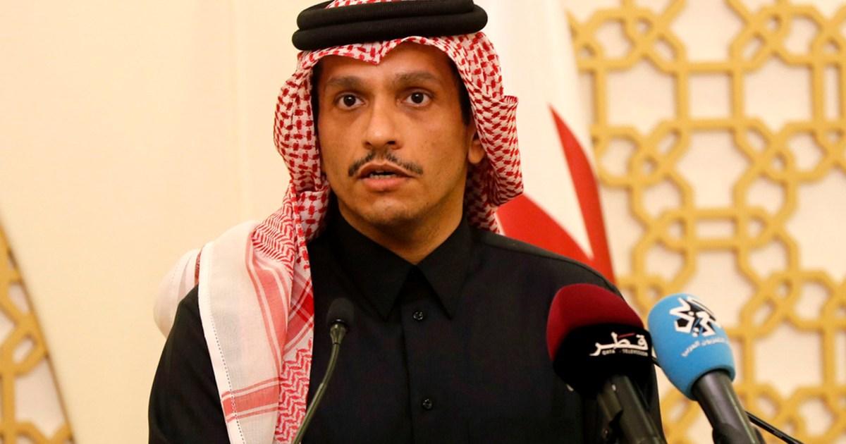 وزير خارجية قطر: مستعدون لتسهيل المفاوضات بين الولايات المتحدة وإيران