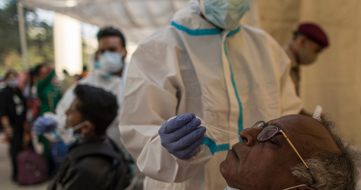 كورونا.. أكثر من 11 مليون إصابة بالهند وتحذير من موجة ثانية للفيروس باليمن
